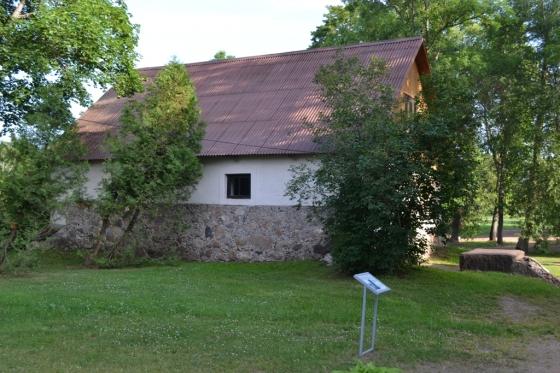 Piebalgas novadpētniecības ekspozīcijas ēka