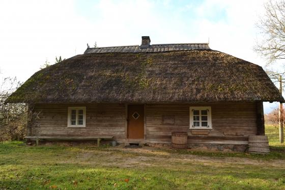 Kārļa Skalbes dzimtās mājas