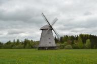Atjaunotas senās dzirnavas