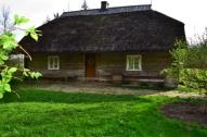 """Kārļa Skalbes dzimtās mājas """"Incēni""""; Foto: A.Ošiņš"""
