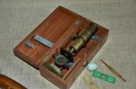 Matīsa Kaudzītes mikroskops