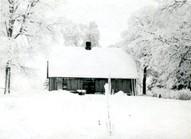 """""""Kalna Kaibēnu"""" rentniekmāja 20. gs. 70.gadu ziemā"""