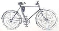 """Ar velosipēdu pa """"Mērnieku laiku"""" pēdām"""